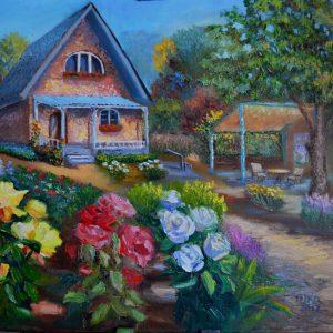 Картина продана
